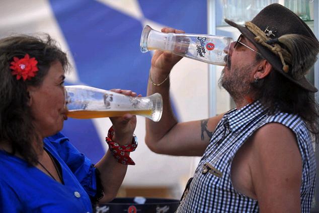 Estatística de tratamento de alcoolismo