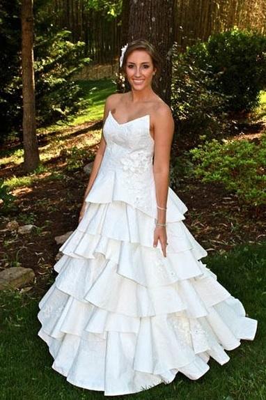 PapelHigienico2 Concurso dá R$ 22 mil para melhor vestido de papel higiênico